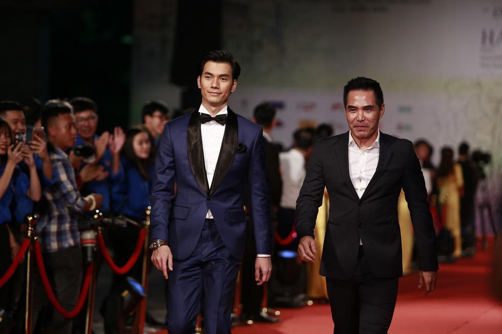 Gặp Như Quỳnh, Lê Khanh, Hải Yến, Ngô Thanh Vân trên thảm đỏ HANIFF - Ảnh 7.