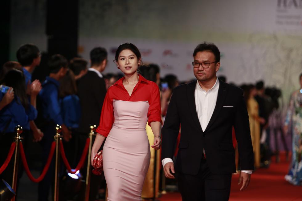 Gặp Như Quỳnh, Lê Khanh, Hải Yến, Ngô Thanh Vân trên thảm đỏ HANIFF - Ảnh 11.