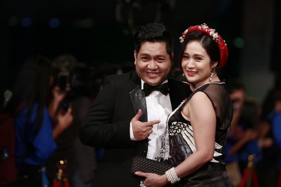 Gặp Như Quỳnh, Lê Khanh, Hải Yến, Ngô Thanh Vân trên thảm đỏ HANIFF - Ảnh 14.
