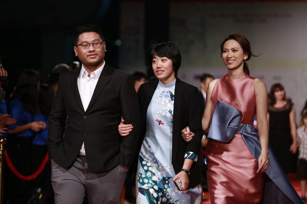 Gặp Như Quỳnh, Lê Khanh, Hải Yến, Ngô Thanh Vân trên thảm đỏ HANIFF - Ảnh 10.