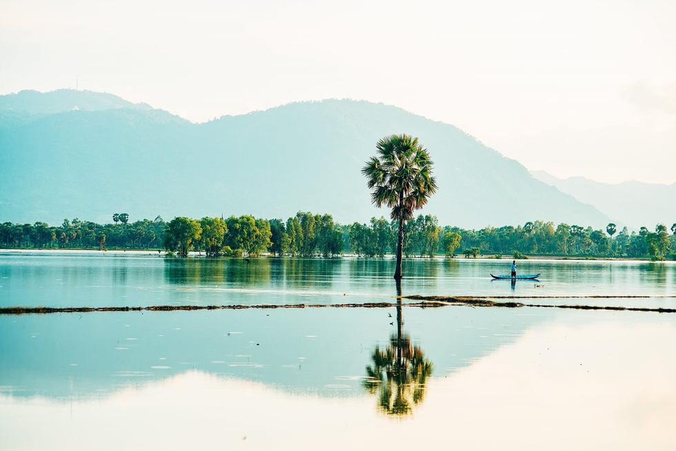 Đến xứ sở cây thốt nốt Tịnh Biên mùa nước nổi - Ảnh 9.