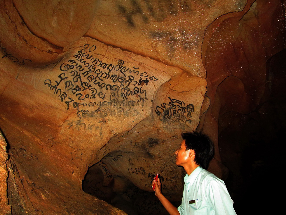 Thế giới kỳ bí trong hệ thống hang động Phong Nha - Kẻ Bàng - Ảnh 5.