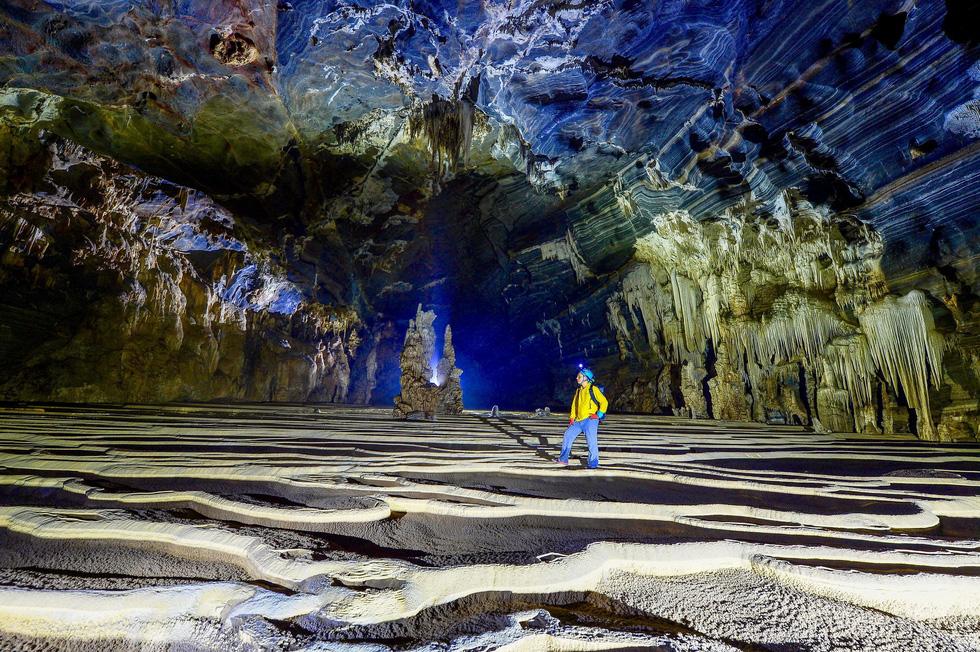 Thế giới kỳ bí trong hệ thống hang động Phong Nha - Kẻ Bàng - Ảnh 3.