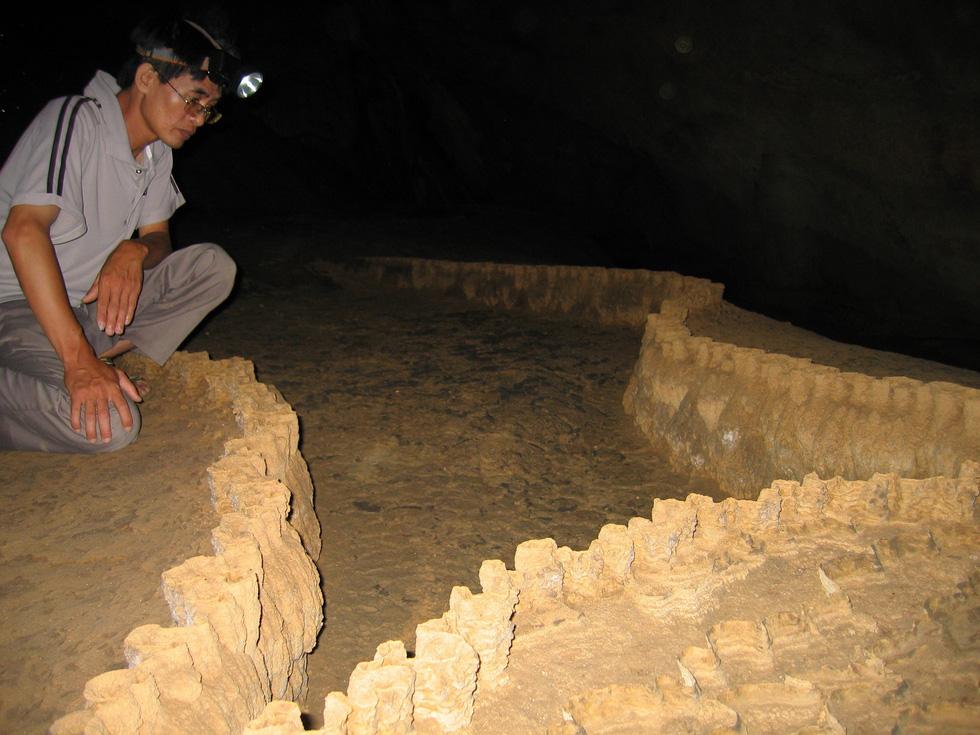 Thế giới kỳ bí trong hệ thống hang động Phong Nha - Kẻ Bàng - Ảnh 11.