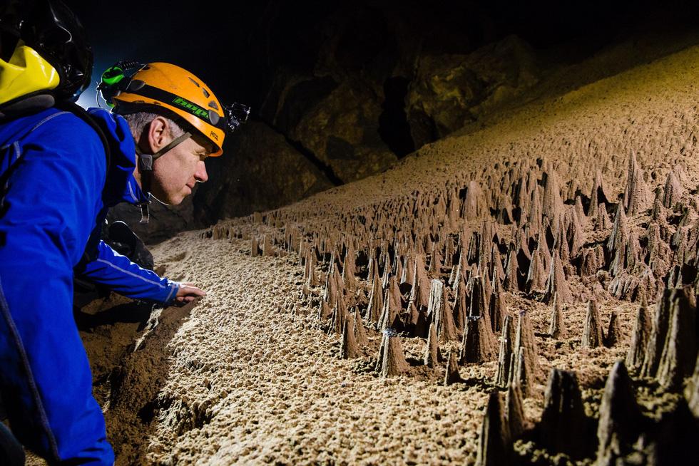 Thế giới kỳ bí trong hệ thống hang động Phong Nha - Kẻ Bàng - Ảnh 21.