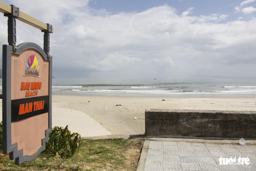 49 cửa xả - nỗi ám ảnh các bãi biển Đà Nẵng - Ảnh 10.