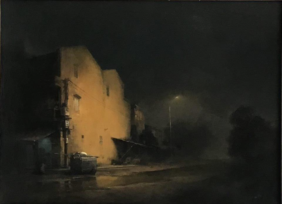Có gì ở triển lãm tranh hiện thực đang thu hút khách tham quan Sài Gòn? - Ảnh 2.