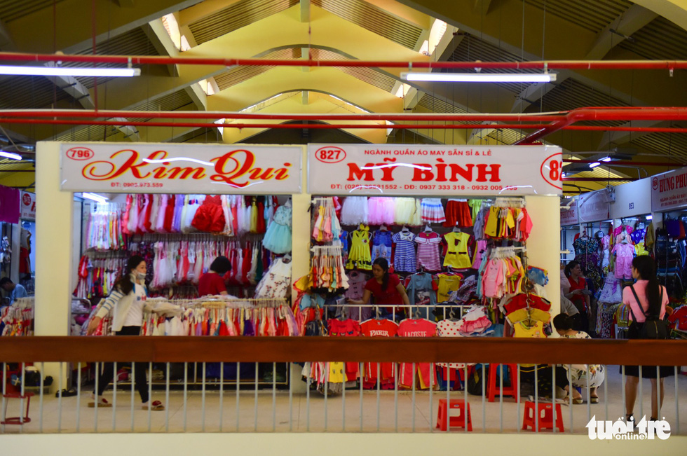 Chợ Bình Tây mở cửa trở lại sau 2 năm tu sửa - Ảnh 5.