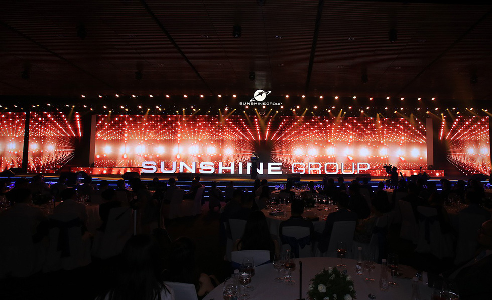 Mãn nhãn với đêm ra mắt Sunshine Group tại TP.HCM - Ảnh 3.