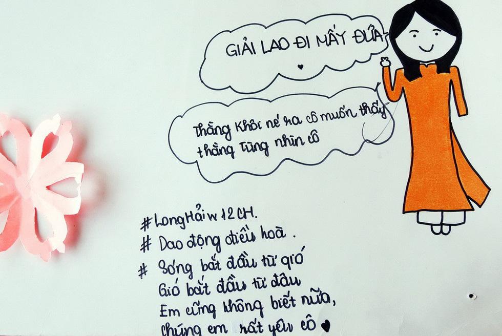 Ngày nhà giáo, học trò làm những câu nói huyền thoại của thầy cô - Ảnh 1.