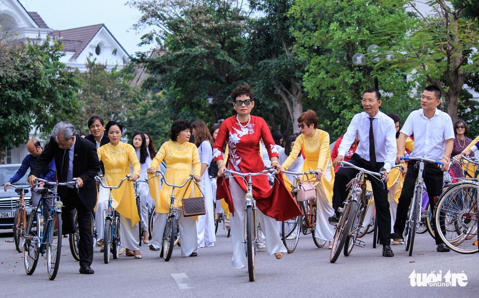 Chiêm ngưỡng bộ sưu tập xe đạp Peugeot nhiều nhất Việt Nam - Ảnh 4.