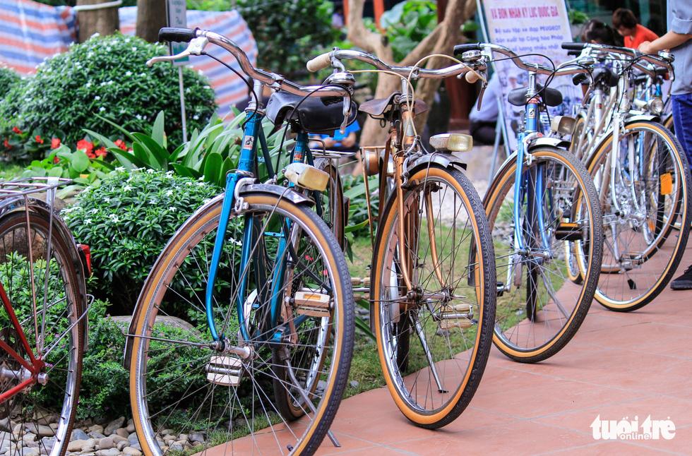 Chiêm ngưỡng bộ sưu tập xe đạp Peugeot nhiều nhất Việt Nam - Ảnh 6.