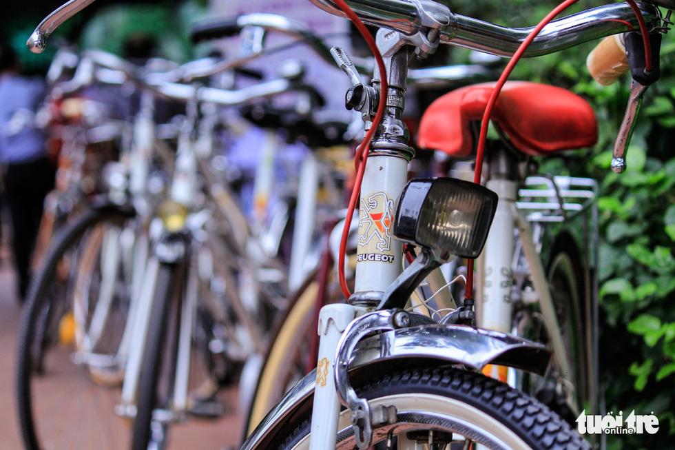 Chiêm ngưỡng bộ sưu tập xe đạp Peugeot nhiều nhất Việt Nam - Ảnh 9.