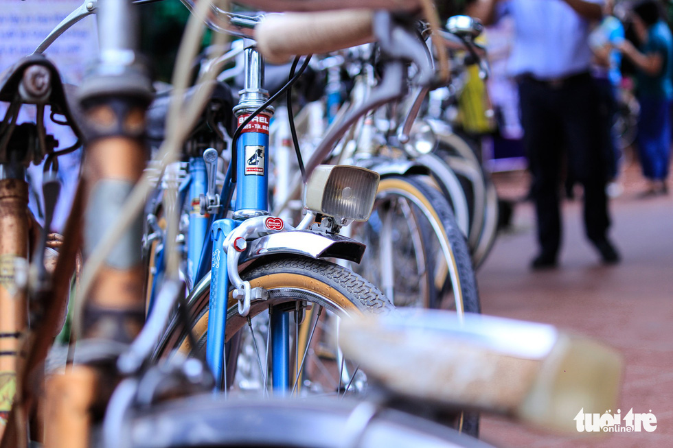 Chiêm ngưỡng bộ sưu tập xe đạp Peugeot nhiều nhất Việt Nam - Ảnh 7.
