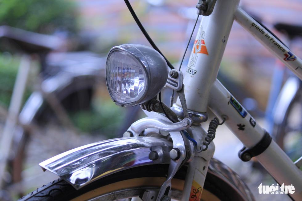 Chiêm ngưỡng bộ sưu tập xe đạp Peugeot nhiều nhất Việt Nam - Ảnh 8.