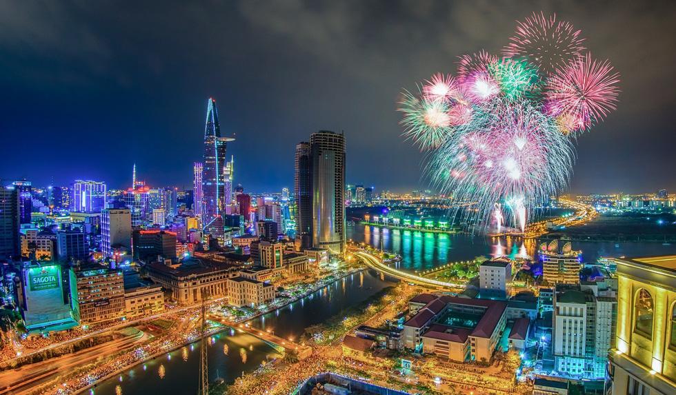 Bộ ảnh Sài Gòn tuyệt đẹp chụp từ trên cao - Ảnh 11.