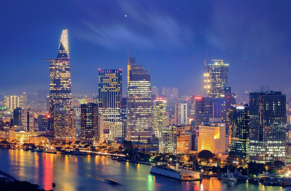 Bộ ảnh Sài Gòn tuyệt đẹp chụp từ trên cao - Ảnh 5.