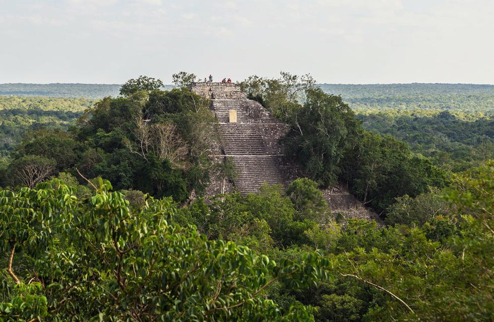 Khám phá bán đảo Yucatán với tàn tích Maya - Ảnh 2.