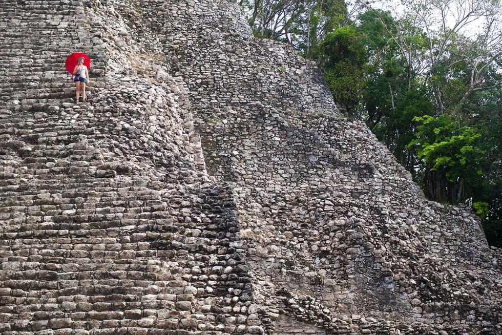 Khám phá bán đảo Yucatán với tàn tích Maya - Ảnh 11.