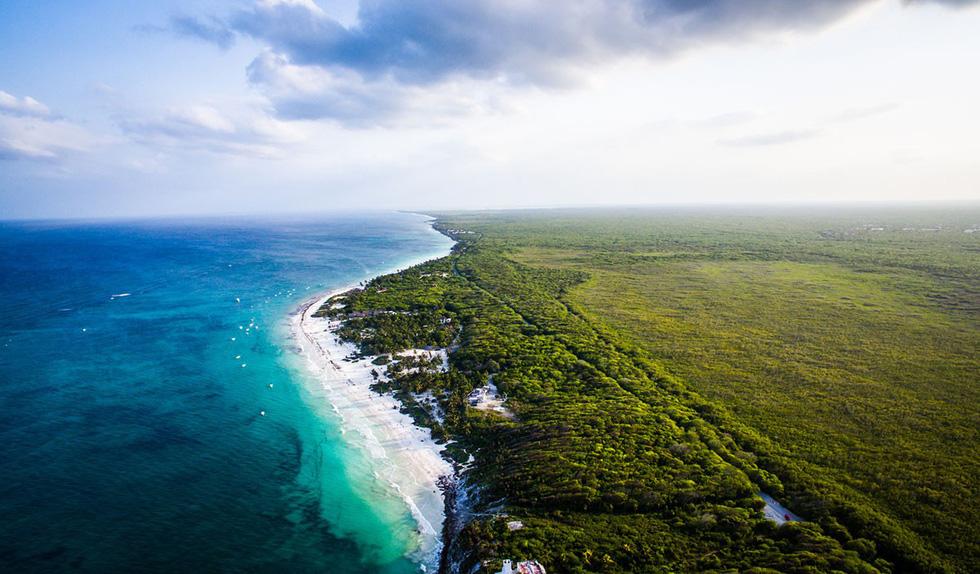 Khám phá bán đảo Yucatán với tàn tích Maya - Ảnh 15.