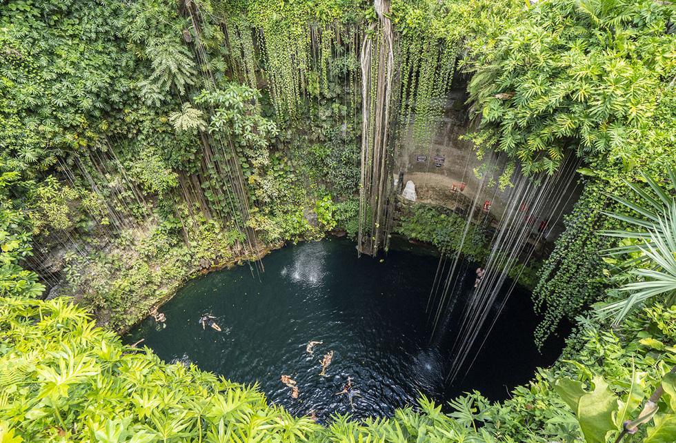 Khám phá bán đảo Yucatán với tàn tích Maya - Ảnh 3.
