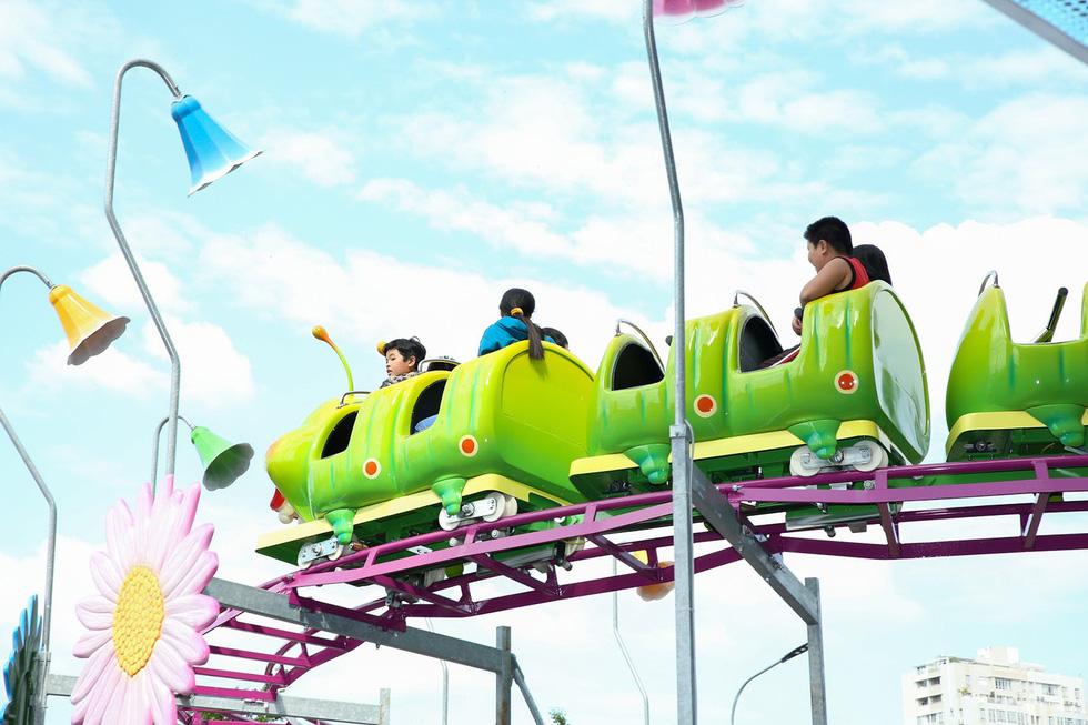 Công viên giải trí tiêu chuẩn quốc tế sắp ra mắt - Ảnh 4.