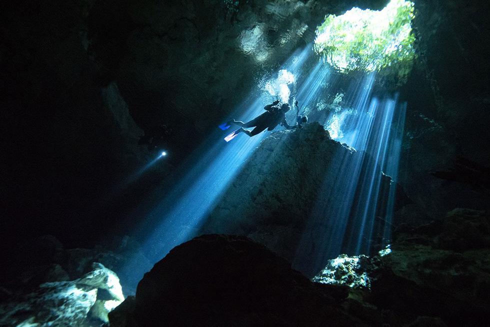 Khám phá bán đảo Yucatán với tàn tích Maya - Ảnh 5.