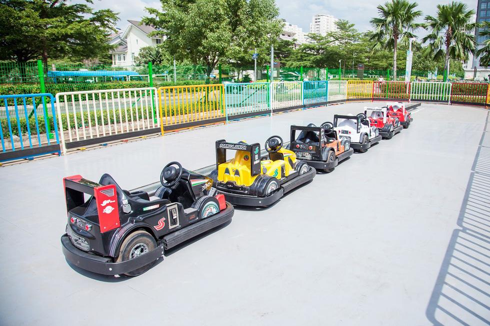 Công viên giải trí tiêu chuẩn quốc tế sắp ra mắt - Ảnh 7.