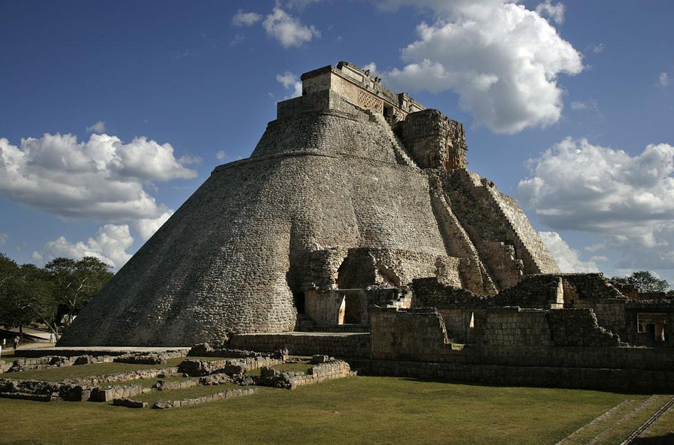 Khám phá bán đảo Yucatán với tàn tích Maya - Ảnh 9.