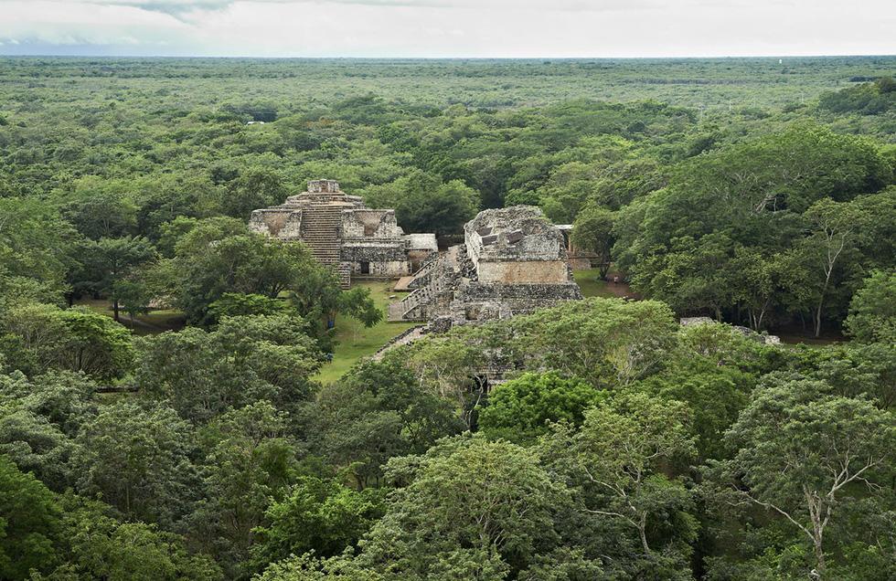Khám phá bán đảo Yucatán với tàn tích Maya - Ảnh 10.