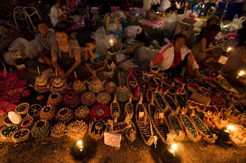 Loi Krathong - lễ hội cổ và lung linh nhất của Thái Lan - Ảnh 5.