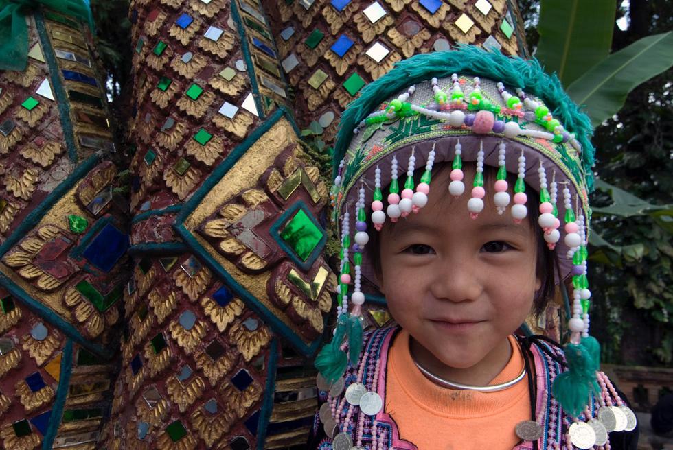 Loi Krathong - lễ hội cổ và lung linh nhất của Thái Lan - Ảnh 8.