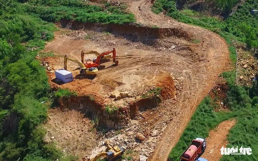 Những dự án đô thị trên đầu làm sạt lở núi ở Nha Trang? - Ảnh 4.