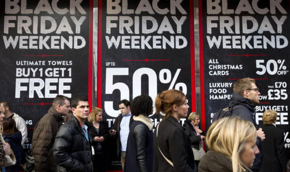 Tại sao không phải 'Red Friday', 'White Friday' mà là 'Black Friday'? - Ảnh 7.