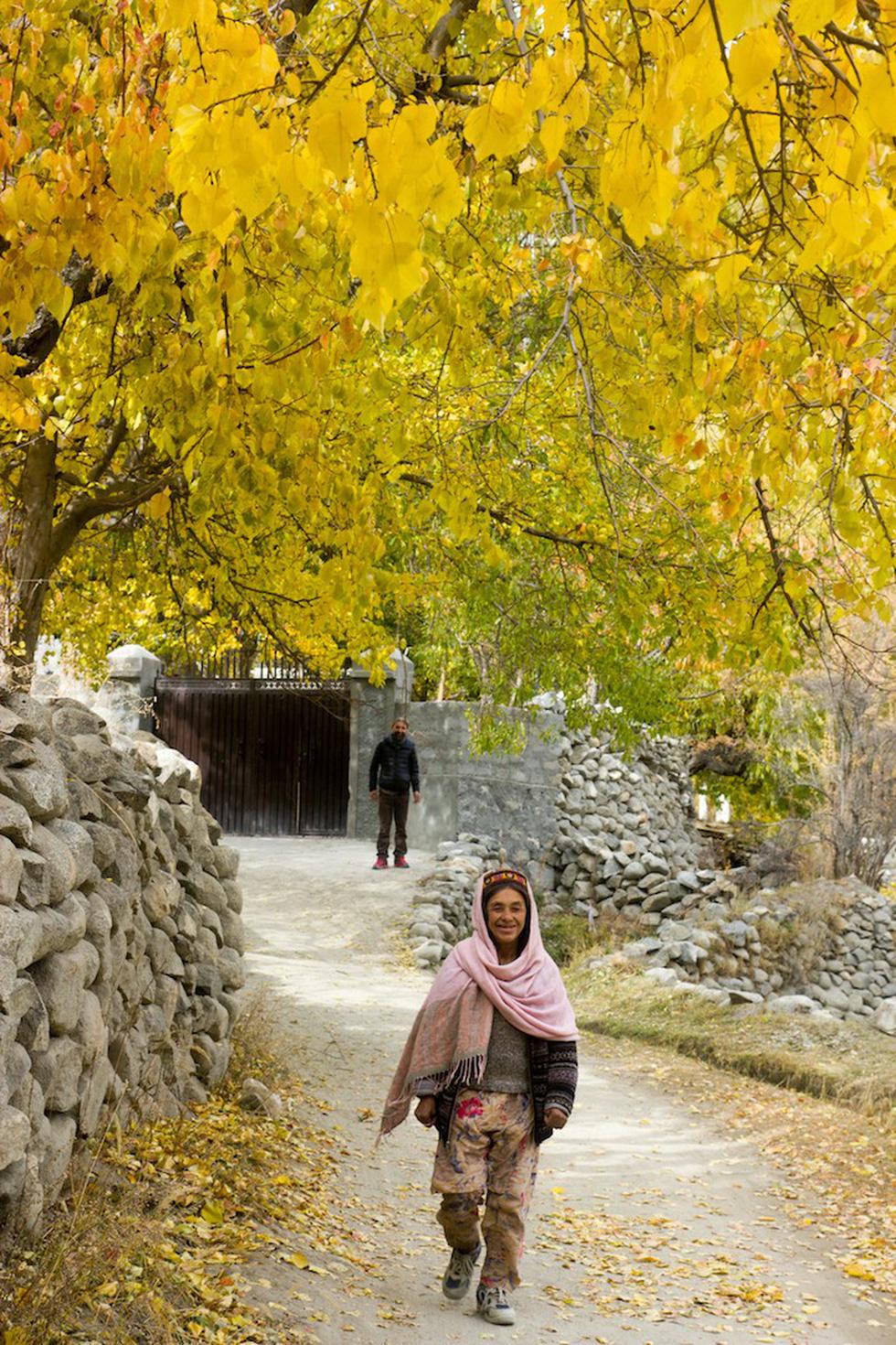 Huyền thoại mùa thu ở Hunza - miền Bắc Pakistan - Ảnh 6.
