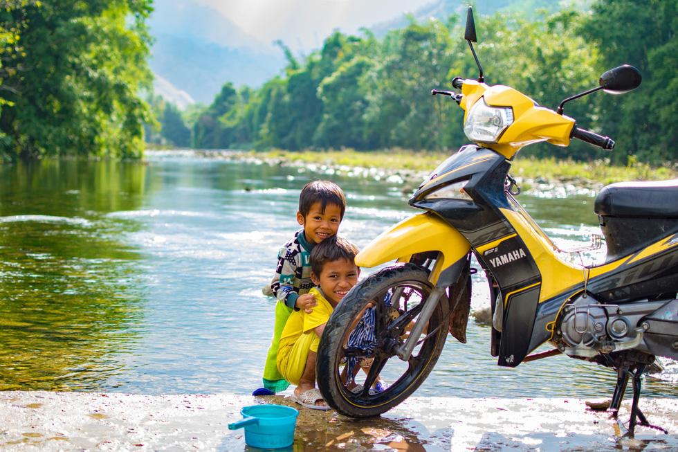 Du khách Đức: Tuyệt vời khi du lịch Việt Nam bằng xe máy - Ảnh 8.