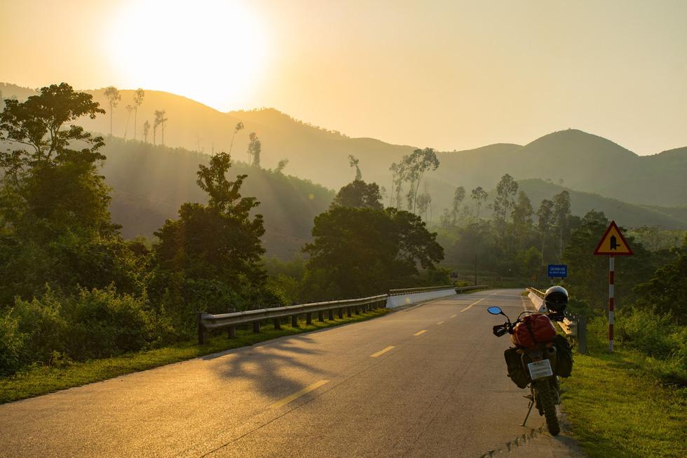 Du khách Đức: Tuyệt vời khi du lịch Việt Nam bằng xe máy - Ảnh 10.