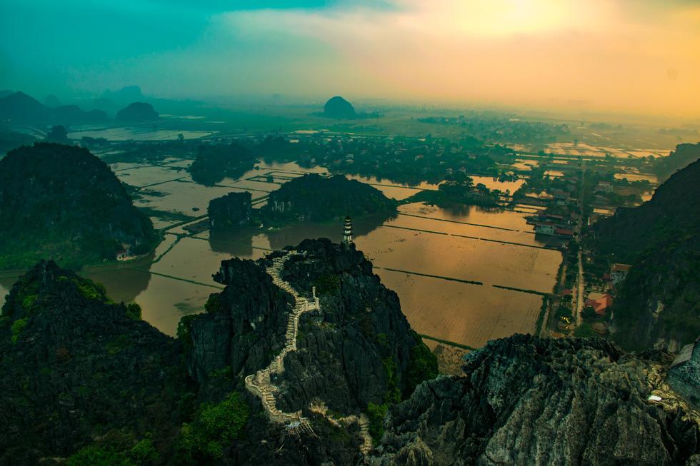 Du khách Đức: Tuyệt vời khi du lịch Việt Nam bằng xe máy - Ảnh 1.