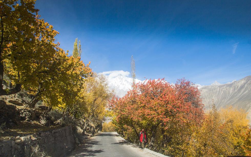 Huyền thoại mùa thu ở Hunza - miền Bắc Pakistan - Ảnh 4.
