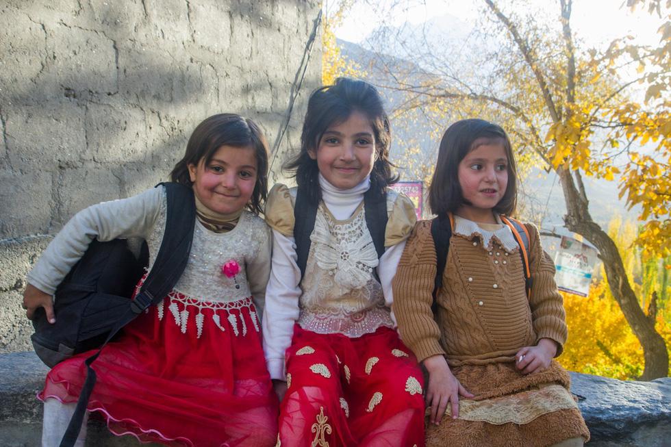 Huyền thoại mùa thu ở Hunza - miền Bắc Pakistan - Ảnh 11.