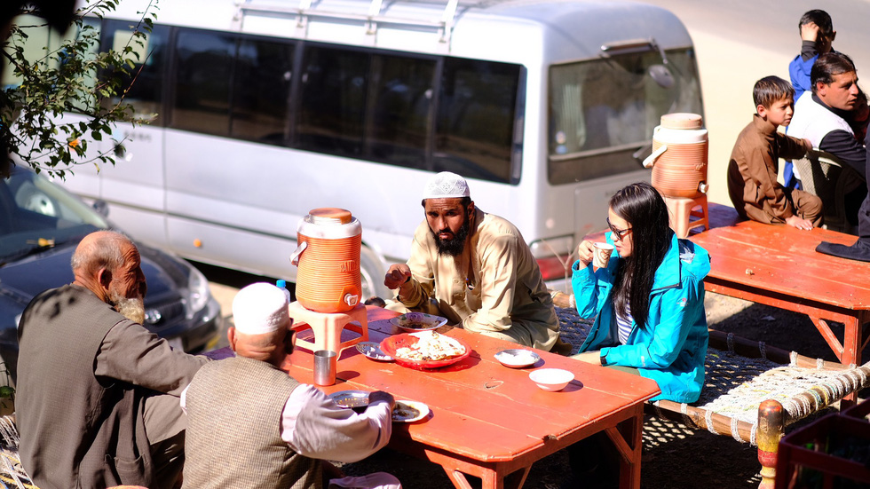 Huyền thoại mùa thu ở Hunza - miền Bắc Pakistan - Ảnh 14.