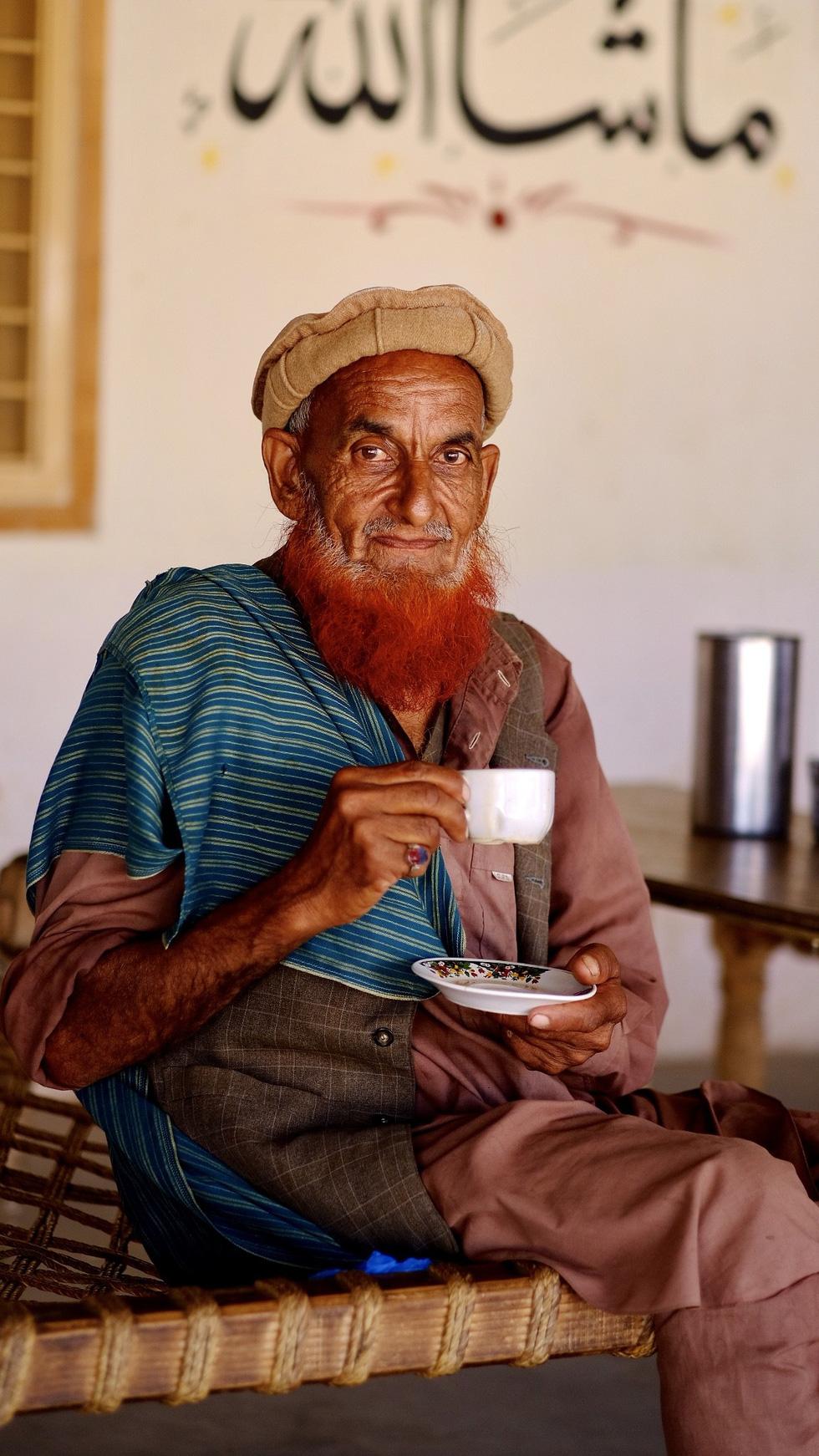 Huyền thoại mùa thu ở Hunza - miền Bắc Pakistan - Ảnh 13.