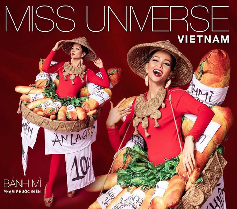 Quốc phục đại diện các nước dự Miss Universe 2018 ra sao? - Ảnh 2.