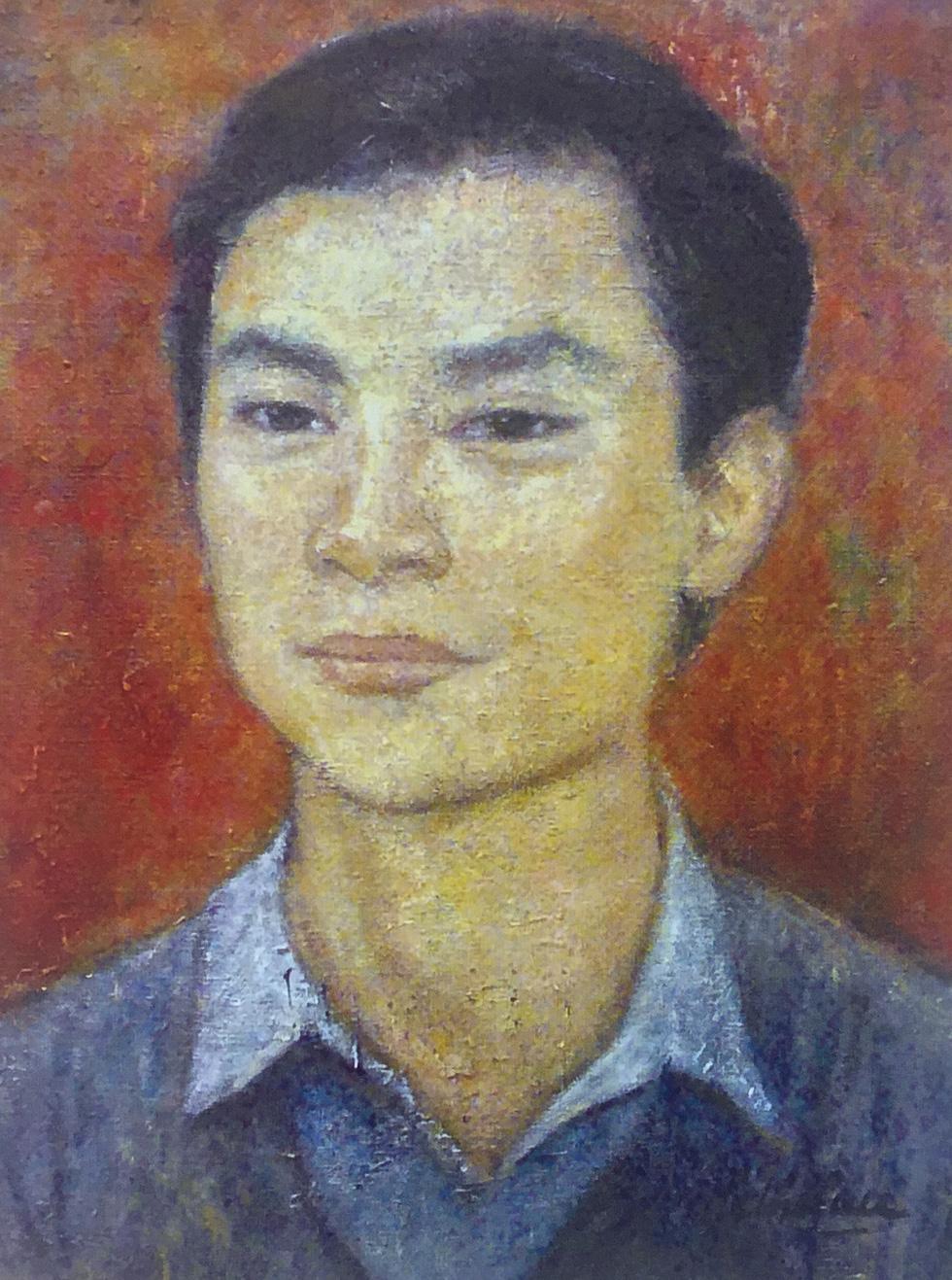 Đón 26 tác phẩm của họa sĩ Lê Thị Lựu tại triển lãm Ấn tượng hoàng hôn - Ảnh 6.