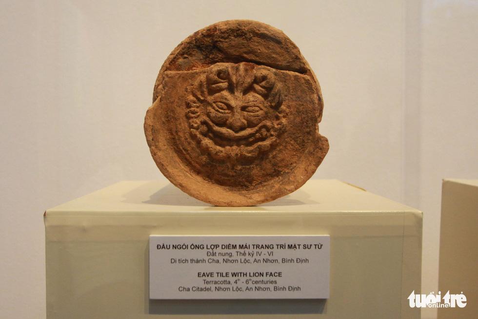 Chiêm ngưỡng vẻ đẹp gốm cổ Champa Bình Định - Ảnh 3.
