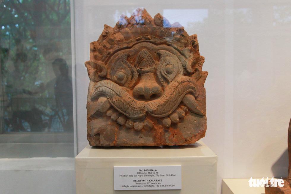 Chiêm ngưỡng vẻ đẹp gốm cổ Champa Bình Định - Ảnh 6.