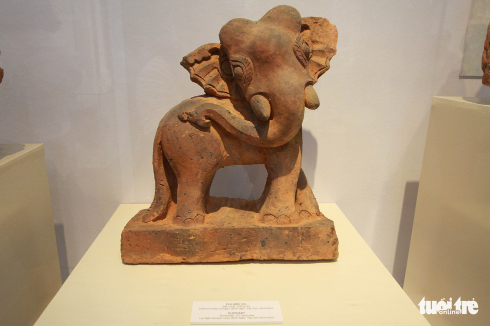 Chiêm ngưỡng vẻ đẹp gốm cổ Champa Bình Định - Ảnh 4.