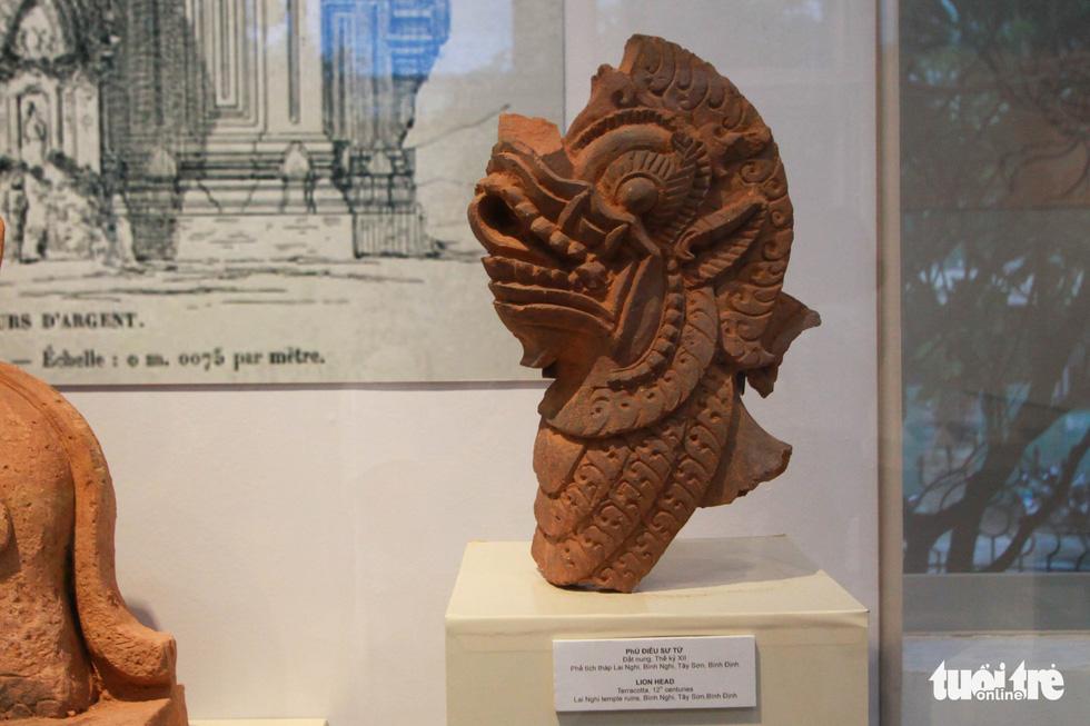 Chiêm ngưỡng vẻ đẹp gốm cổ Champa Bình Định - Ảnh 7.