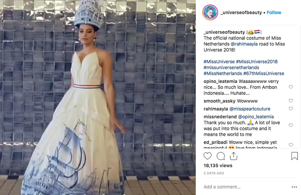 Quốc phục đại diện các nước dự Miss Universe 2018 ra sao? - Ảnh 10.