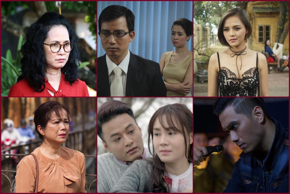 Phim Việt trượt khỏi giờ vàng: Yếu thế với những show giải trí khác - Ảnh 1.